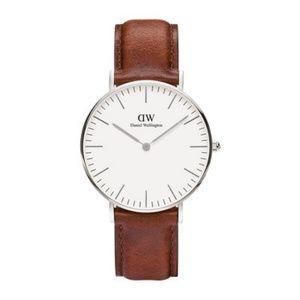 "Daniel Wellington ""Classic Cardiff"" 36mm watch"
